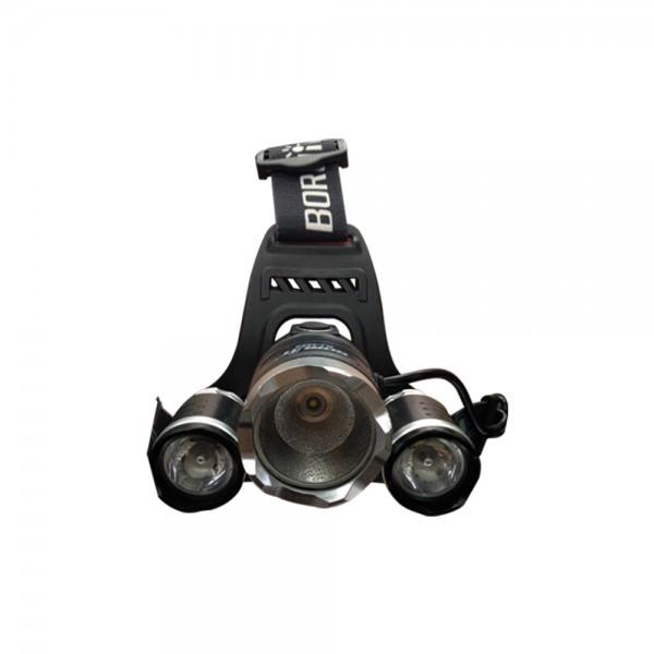 Kafa Lambası 20 Watt Şarjlı Model : 3000-3