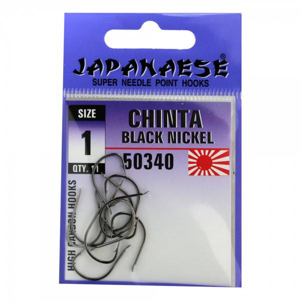 İğne Japanese Chinta Carbon 50340