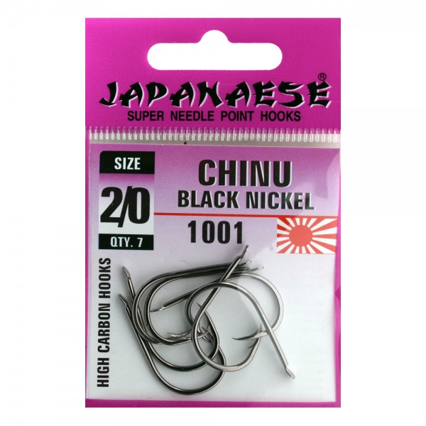 İğne Japanese Chinu Carbon 1001