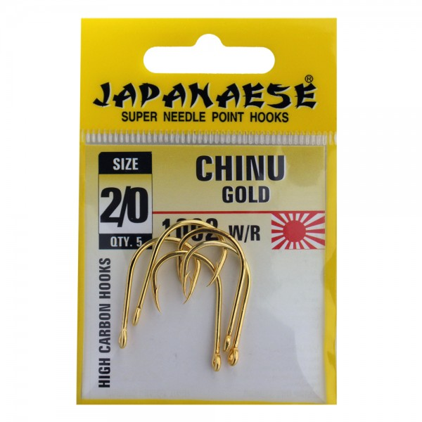 İğne Japanese Chinu Gold Carbon 1002