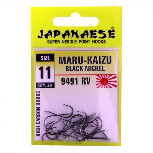 İğne Japanese Maru Kaizu Rv Carbon Çapraz 9491